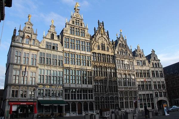 Антверпен – хранитель средневекового наследия