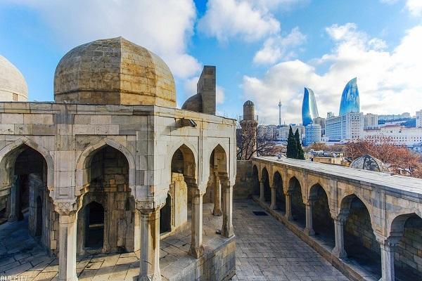 Баку - главные достопримечательности города