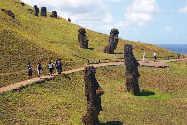 Тайна острова Пасхи: едем покорять загадочное место
