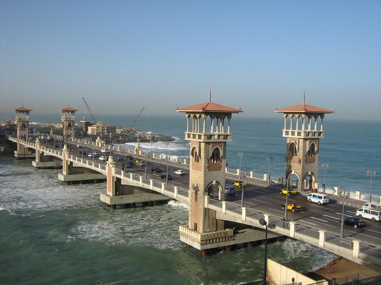 Александрия Египет достопримечательности