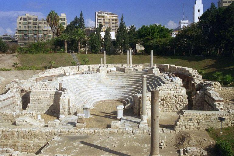 Амфитеатр Александрии