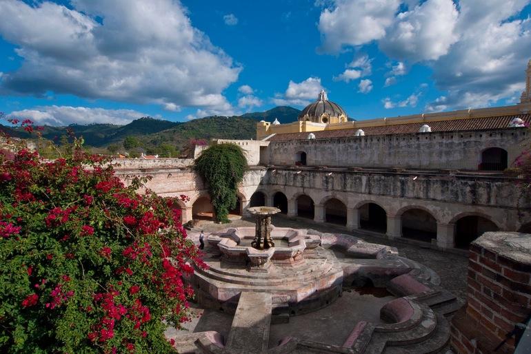 Гватемала — это одна из красивейших и древнейших стран
