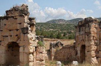 Храм святого Филиппа, сооруженный в IV веке.