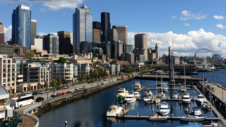 Интересные места в в Сиэтле