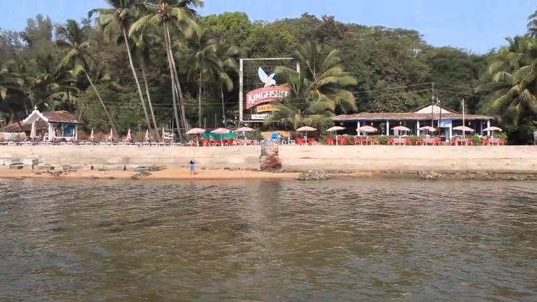 Излюбленные пляжи туристов