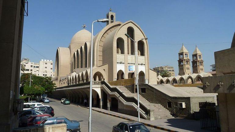 Коптская церковь Св. Марка