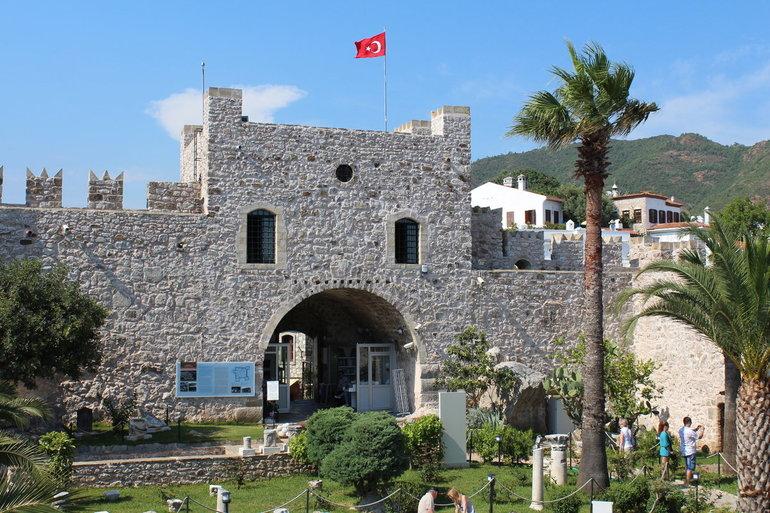 Крепость Мармариса.