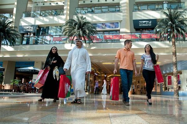 Зимняя сказка в Объединенных Арабских Эмиратах