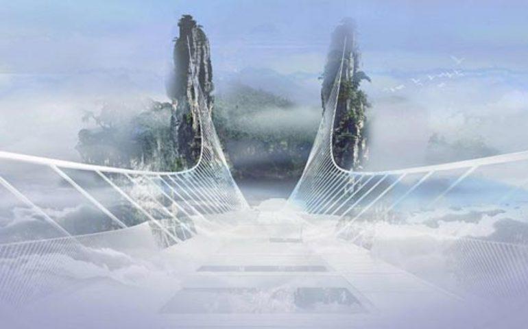 Мост в небо Китай