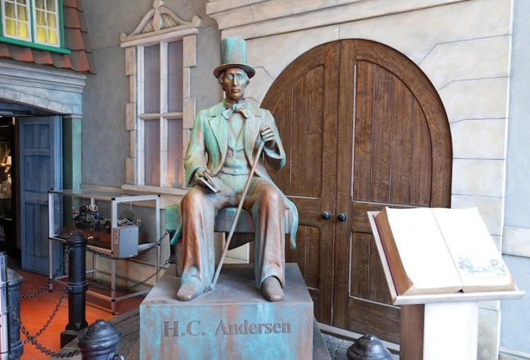 Музей Ганса Христиана Андерсена в Дании