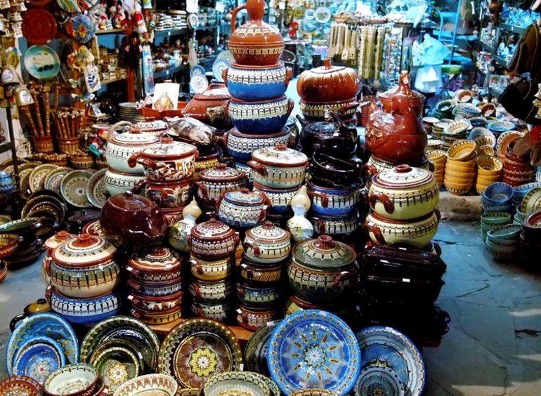 Что привозят из болгарии туристы