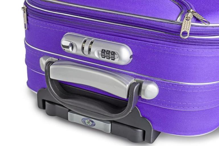 Рекомендации по использованию замков на чемодане