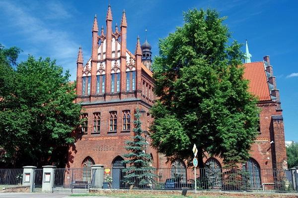 Гданьск - достопримечательности