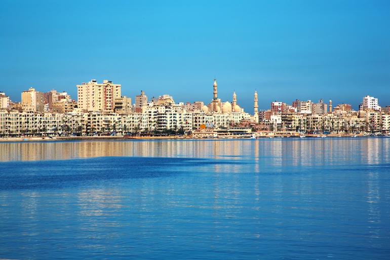 Самые посещаемые места в Александрии, Египет