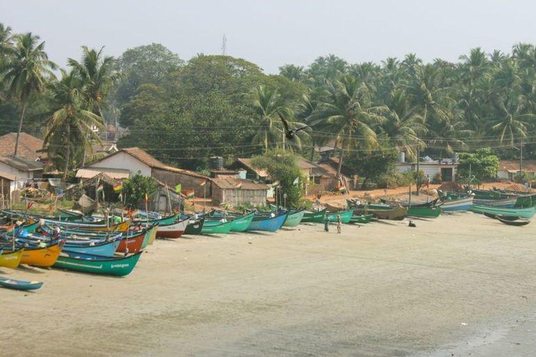 Север индийского штата Гоа: погода в январе