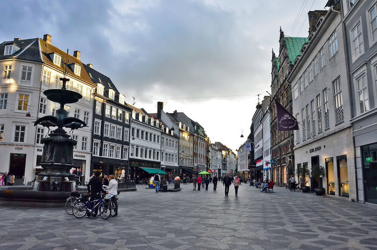 Строгет в Копенгагене