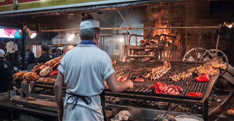 Уругвайские стейки