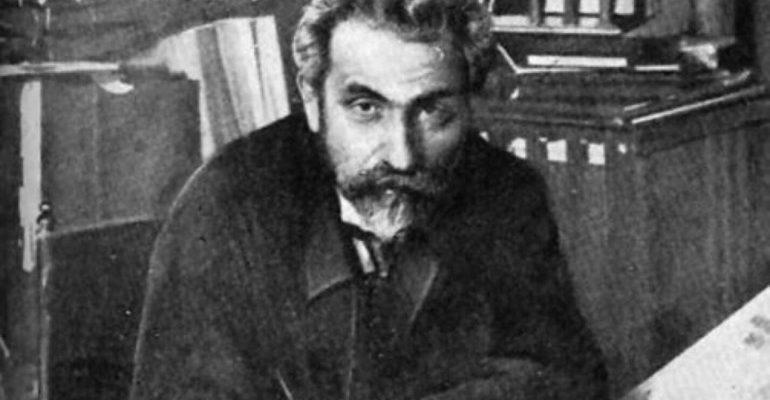 Востоковед Яков Марр