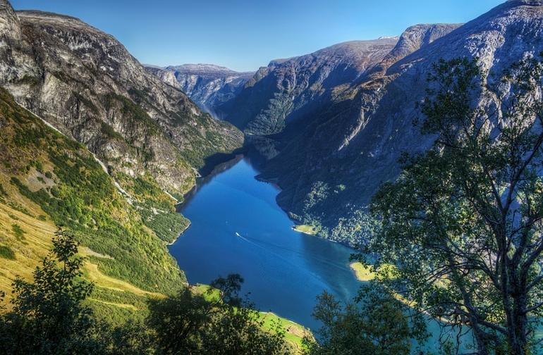 заливы норвегии