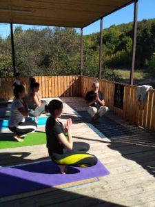 Эко-йога-тур - вариант для осознанного отдыха и духовных практик вблизи Анапы
